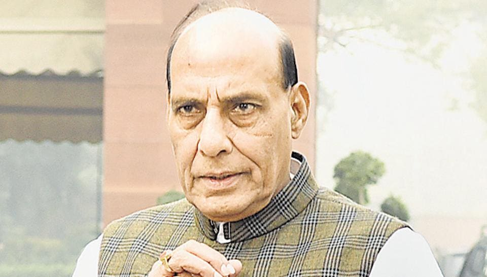 Jammu and Kashmir is fast returning to normalcy and terror incidents have almost become zero, defence minister Rajnath Singh told the Lok Sabha during the zero-hour discussions on Wednesday.