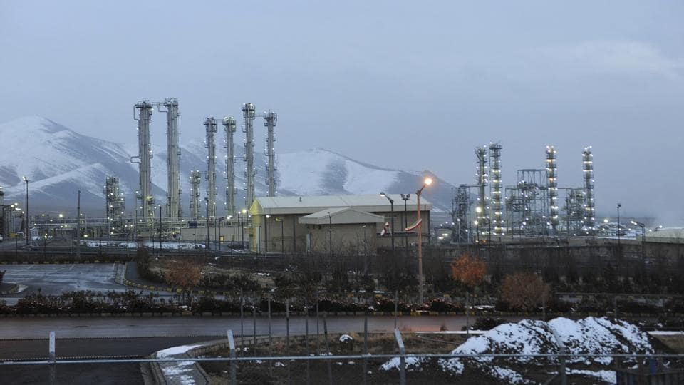 France warns Iran over nuclear deal dispute mechanism