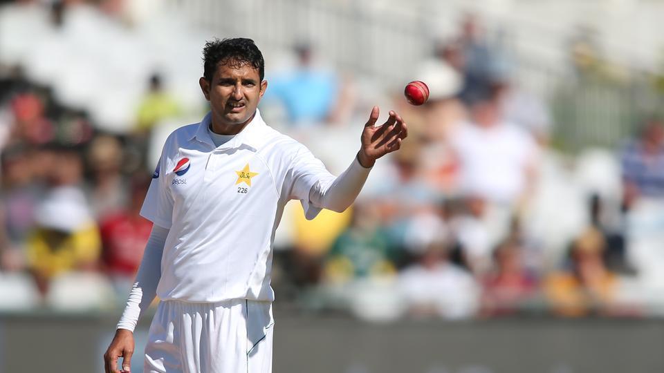 Mohammad Abbas of Pakistan