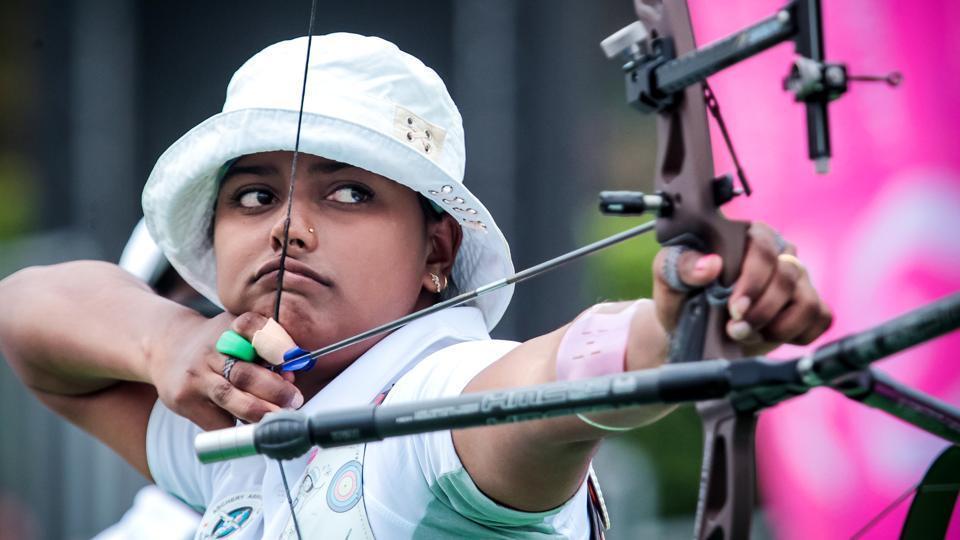 A file photo of Deepika Kumari.