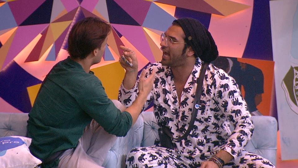 Bigg Boss 13 day 57 written update episode 57 November 28:  Asim and Paras continued t fight inside the house,