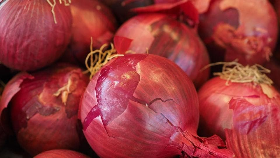The thieves had escaped with onions worth Rs 50,000, beside some garlic and ginger. (representational image)