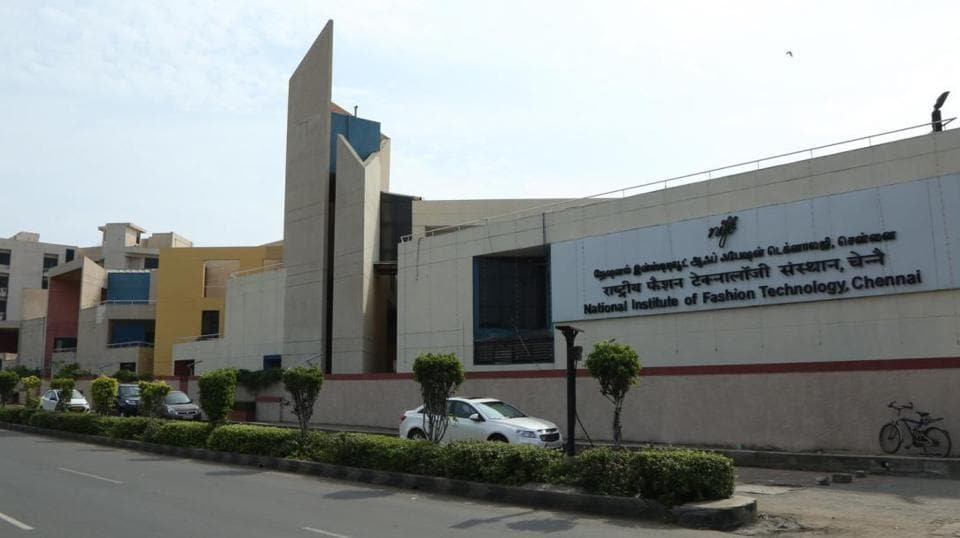 National Institute of Fashion Technology.