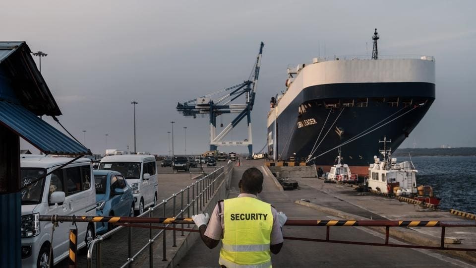 Sri Lanka's new government led by President Gotabaya Rajapaksa wants to undo the previous regime's move to lease the southern port of Hambantota to a Chinese venture, citing national interest.