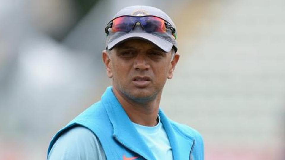 File image of former India cricketer Rahul Dravid.