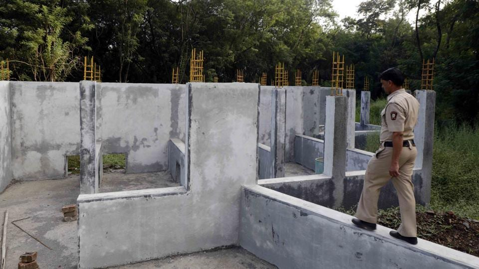 The new enclosures are of 120 sqm each at the Rajiv Gandhi Zoological Park in Katraj.
