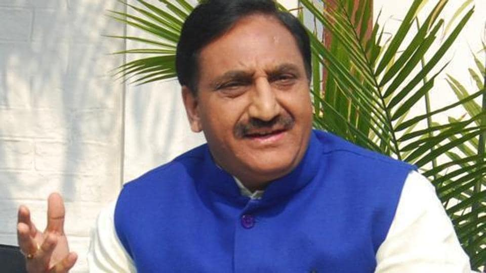 Union Human Resource Development Minister Ramesh Pokhriyal.