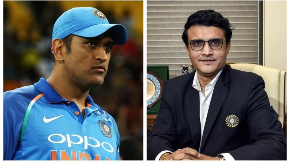'Absolute clarity' on Dhoni's future, but can not  make 'public' - Ganguly