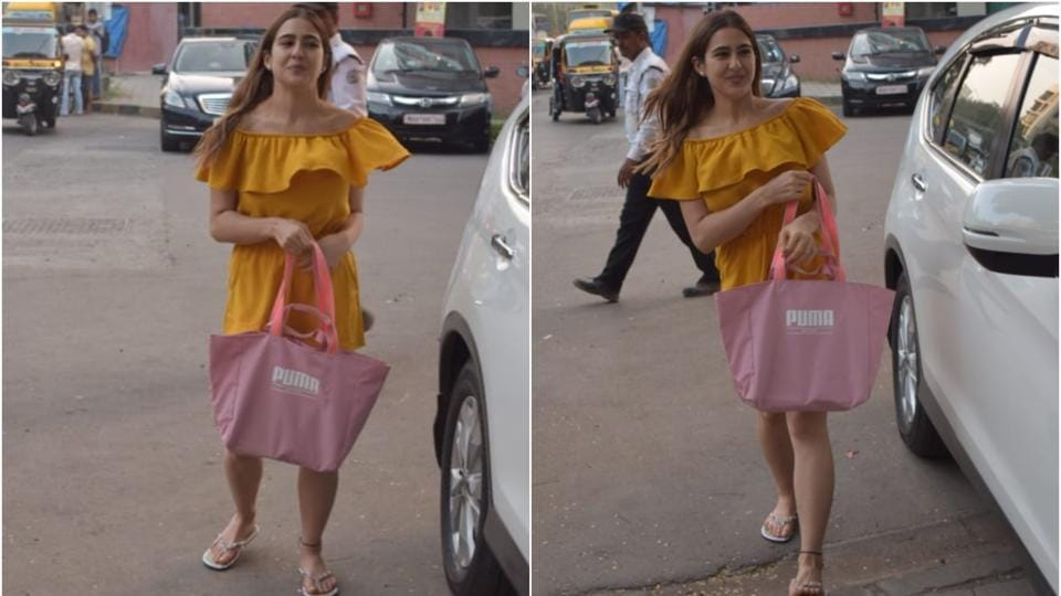 Sara Ali Khan has just made her way in to Bollywood, but made her way into the hearts of the masses a long time ago.