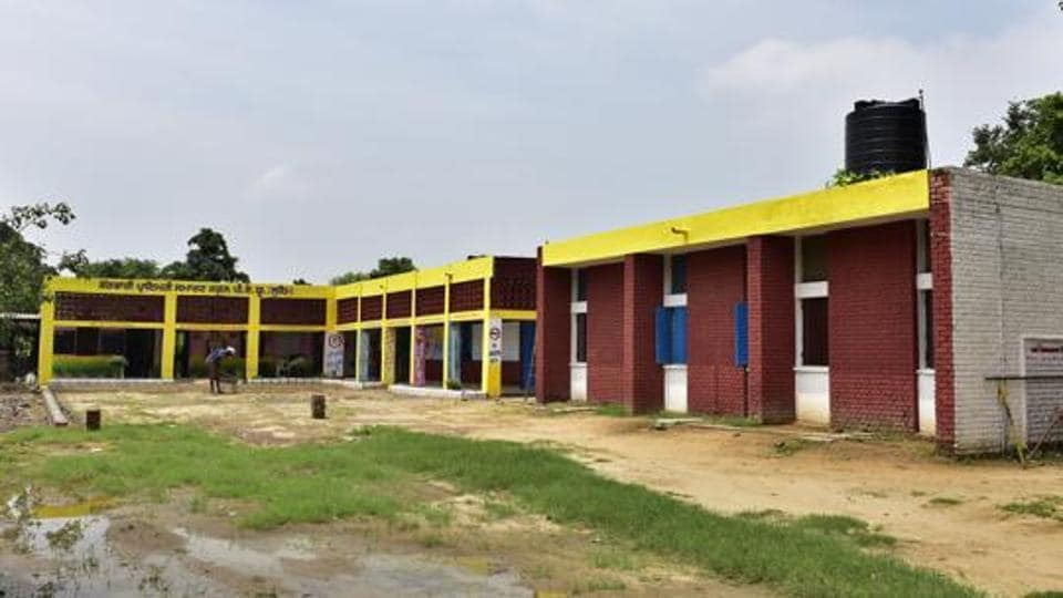 The list of 14 schools identified by the office of the BSA-Prayagraj office as running without valid recognition in city limits of Prayagraj. (Representational image)