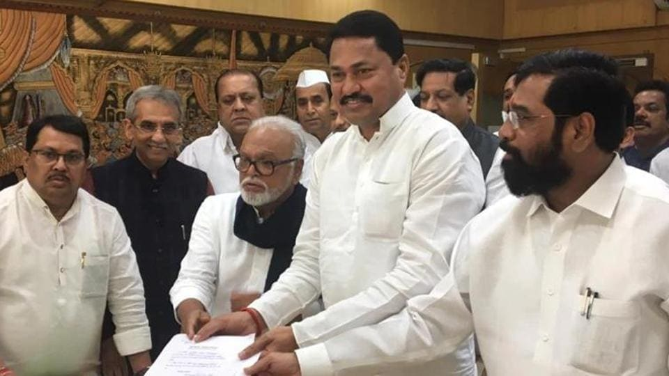 Congress's Nana Patole set to be elected unopposed as Maharashtra assembly Speaker after BJP's Kisan Kathore withdraws nomination