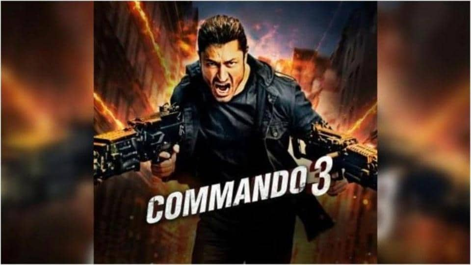 Vidyut Jammwal returns in the lead role in Commando 3.