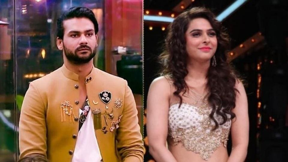 Bigg Boss 13: Ex-couple Madhurima Tuli and Vishal Aditya Singh had earlier participated on Nach Baliye and have now come face to face in the house.