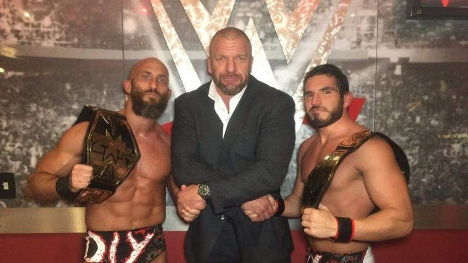 Triple H wouldn't want to let go of Tommaso Ciampa