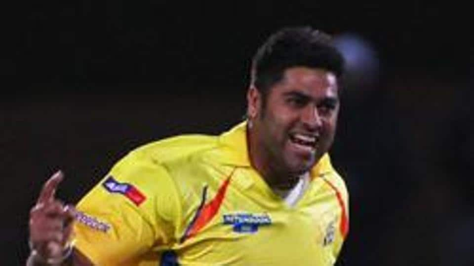 File image of former CSK player Manpreet Gony.