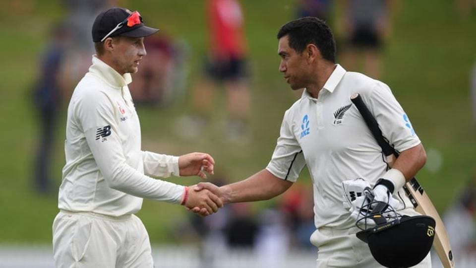 New Zealand register Test series win over England