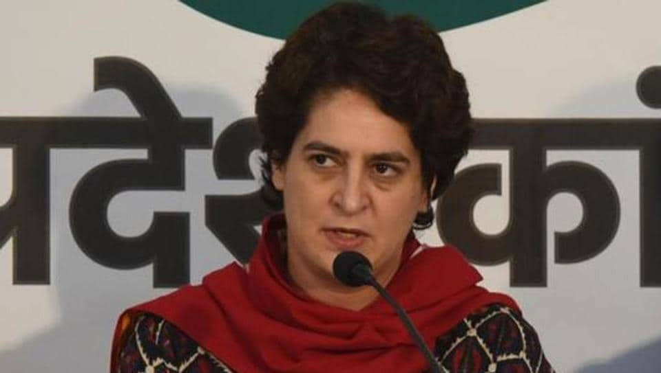 There was a security breach at Congress leader Priyanka Gandhi Vadra's Lodhi Estate home last week