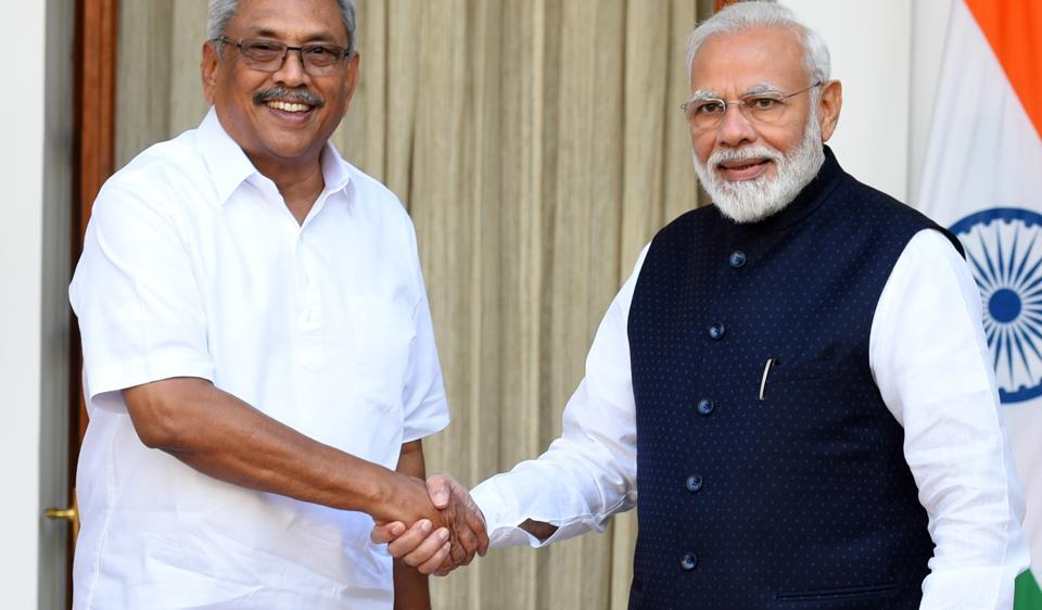 """India's outreach to Mr Rajapaksa is based on the government's new approach of working with whoever is chosen by the people of neighbouring countries, instead of propping up favourites. Mr Rajapaksa too sent out the right message, telling the Indian leadership that the country will remain a priority for his government, and that no """"third force"""" will be allowed to come in the way of bilateral cooperation"""