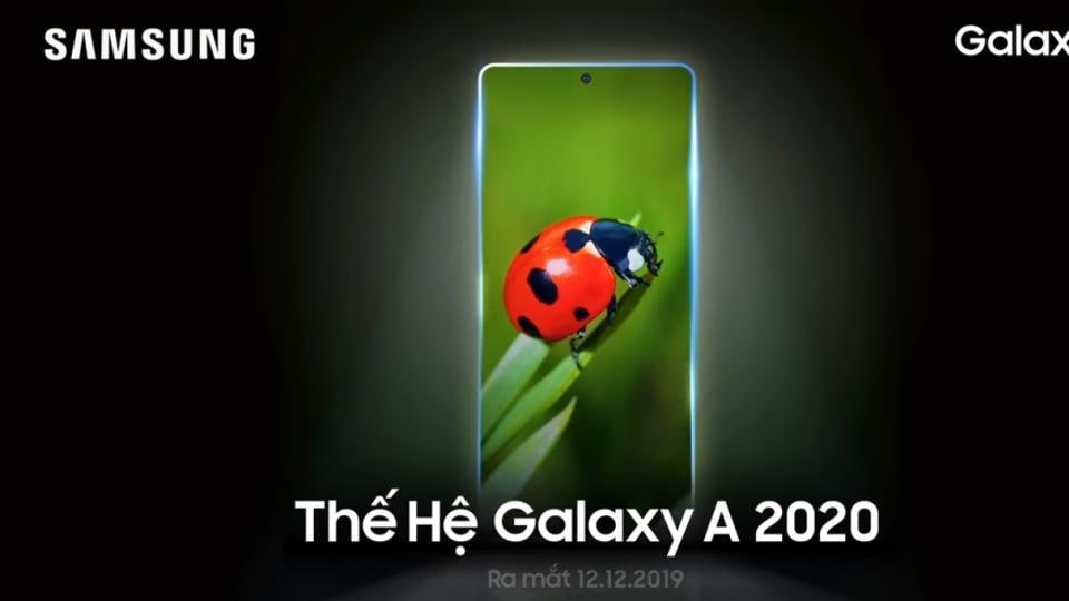 Samsung Galaxy A 2020 series launch date revealed