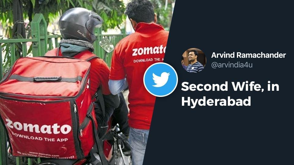Zomato's question has sparked some hilarious comments.