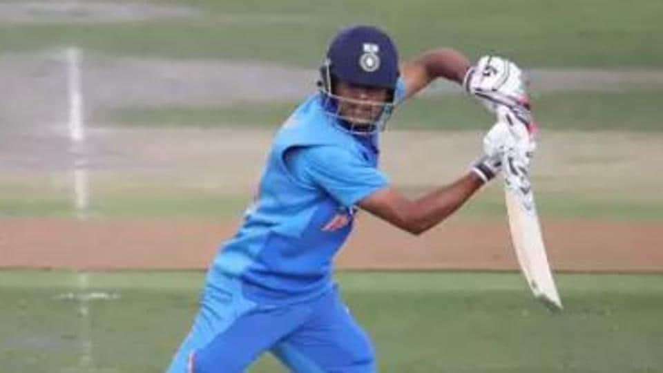 When World Cup 2020.U 19 World Cup 2020 Priyam Garg Captain Who Beat The Fear