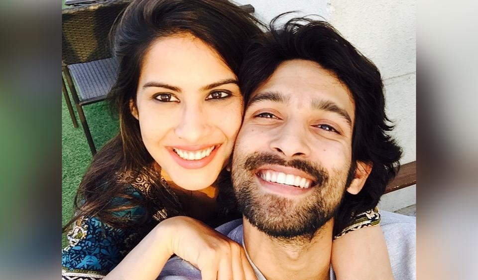 Vikrant Massey confirms he got engaged to girlfriend Sheetal Thakur in  private roka ceremony | Bollywood - Hindustan Times