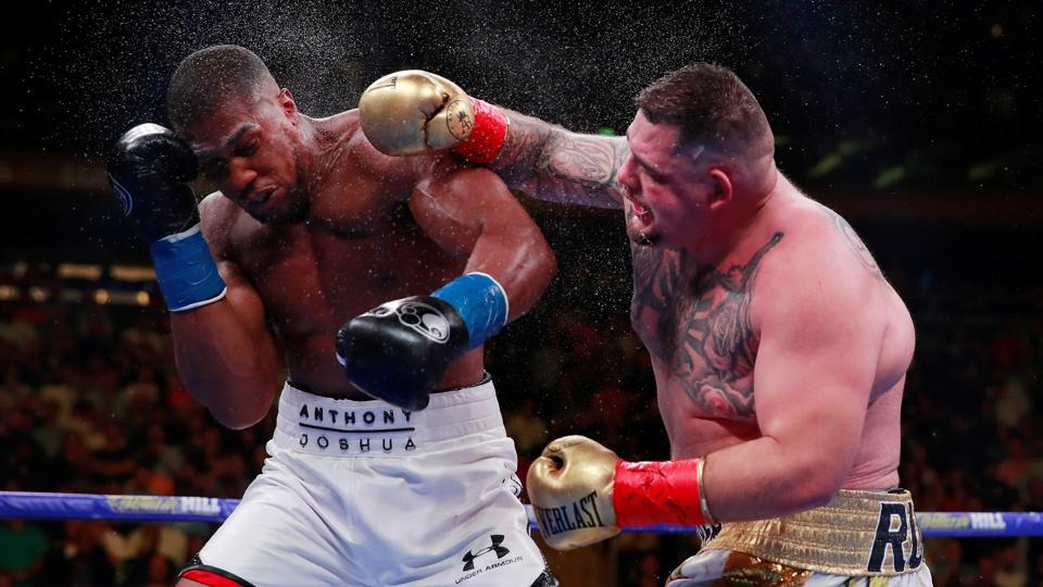 I can be victorious: Anthony Joshua