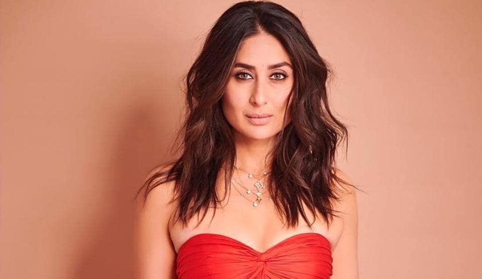 Kareena Kapoor Khan said that she was over the moon when she found out that she was expecting.