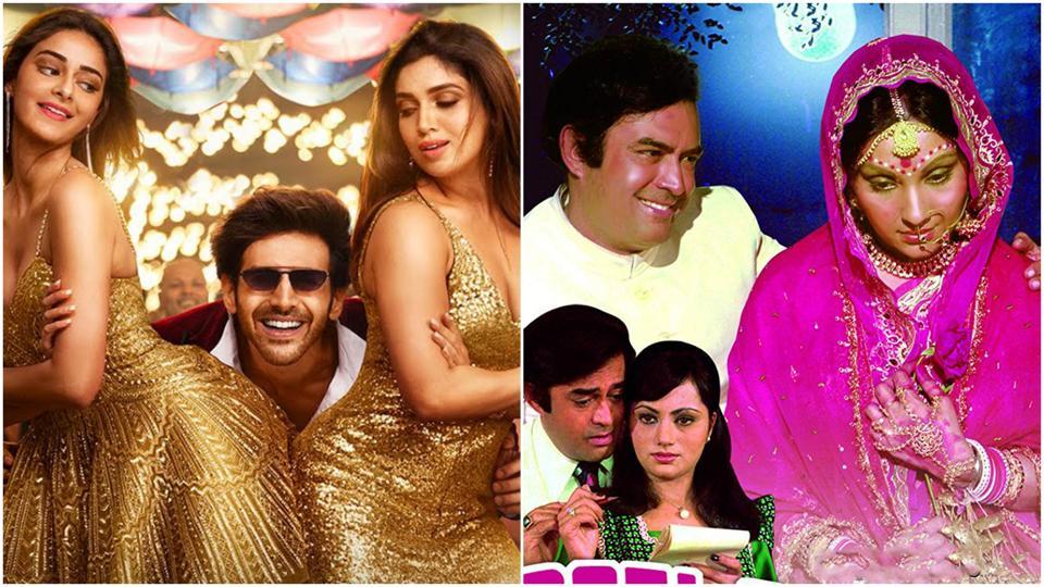 Mudassar Aziz's remake of BRChopra's 1978 film Pati Patni Aur Woh will release on December 6.