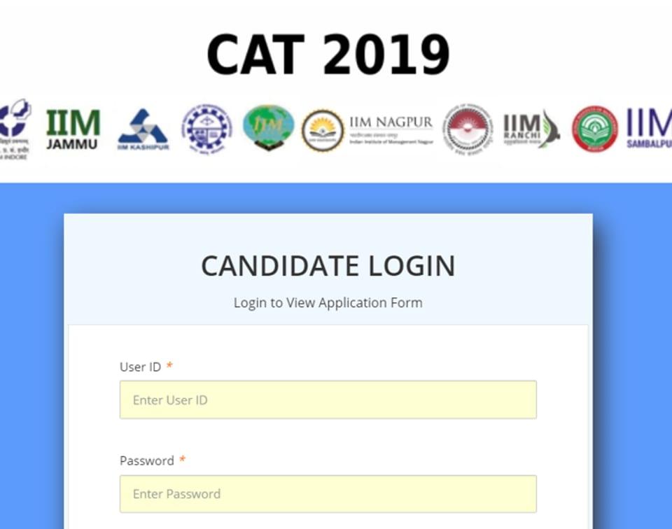 CAT 2019 answer key objection window opens