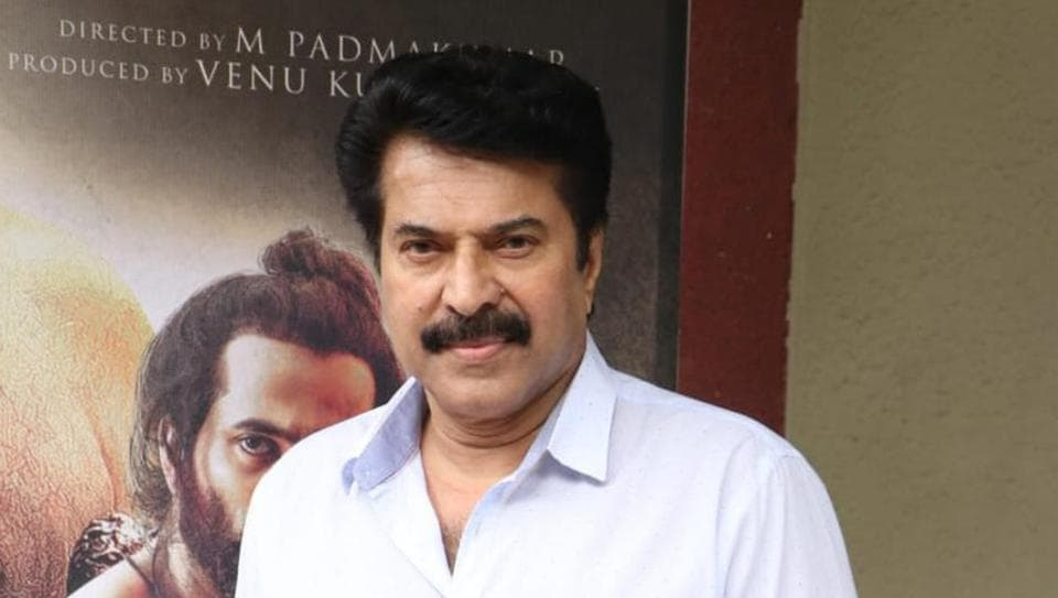 Mammootty stars as the lead in Mamangam.