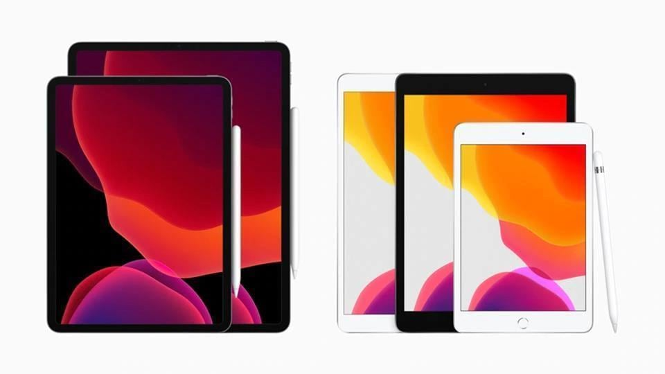 Apple iPad lineup announced in September.