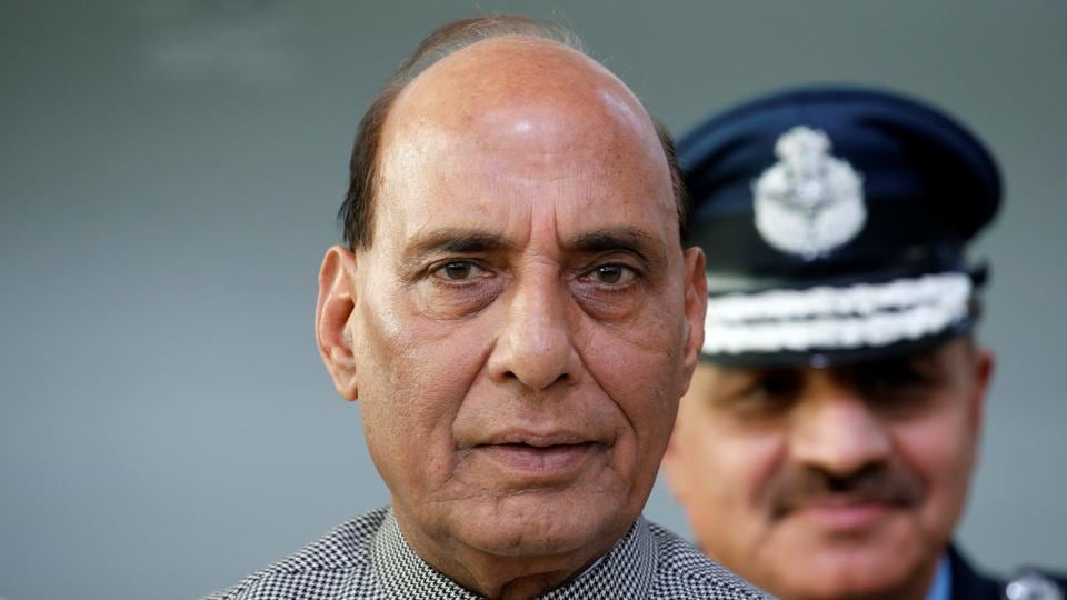 Rajnath Singh also dismissed the Opposition's objections over the bill and said the BJP had always worked to unite the country and its people.