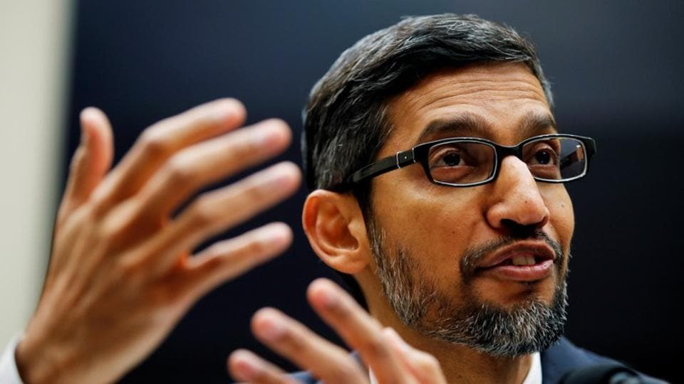 Here are some key facts about Sundar Pichai