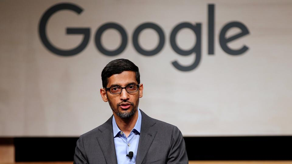 Google CEO Sundar Pichai  takes the helm of Alphabet at a time when co-founders Page and Brin have been noticeably absent and the company faces a torrent of controversies relating to its dominant position in the tech world.