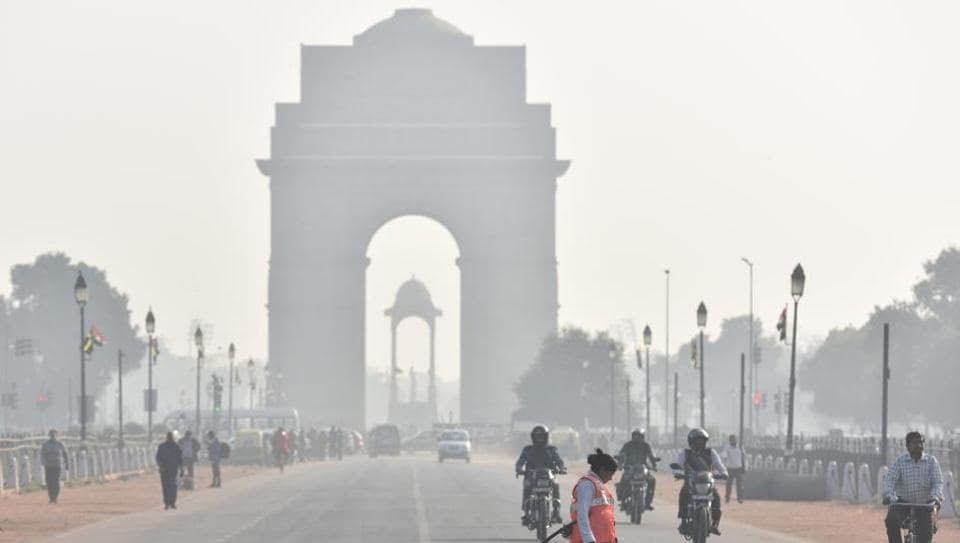 An IMD scientist said that from Wednesday, the wind will get slower and there is a forecast of shallow to dense fog in the morning hours, pushing Delhi's air into 'very poor' category.
