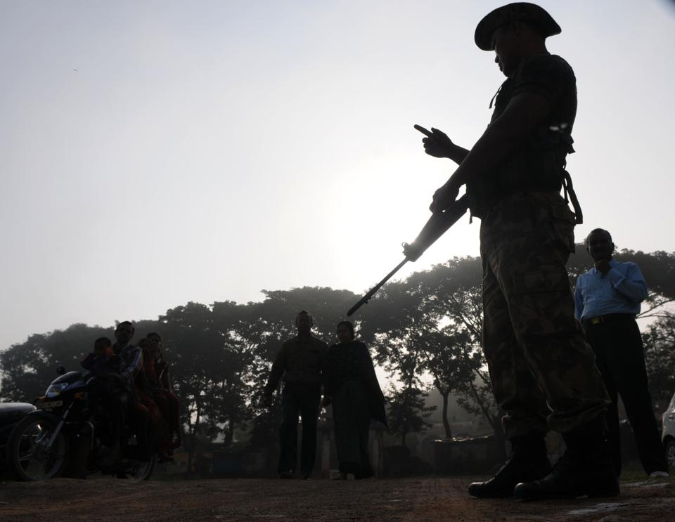 The injured constables were admitted to a private hospital in Raipur where they were said to be out of danger. Image used for representational purpose only.