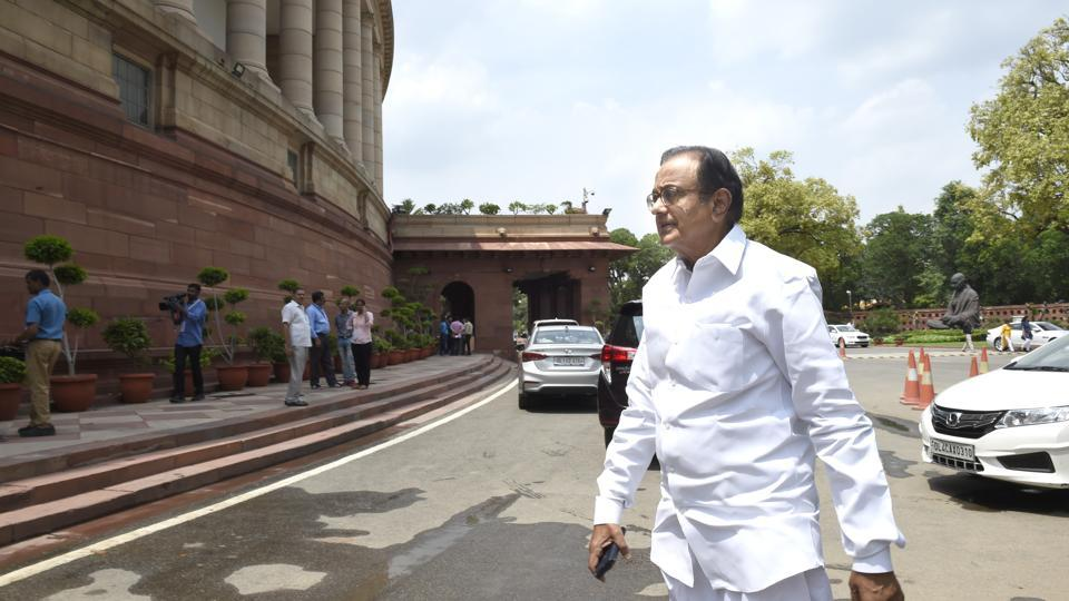 The Supreme Court ordered former finance minister P Chidambaram to furnish a personal bond of Rs 2 lakh and two sureties of the same amount.