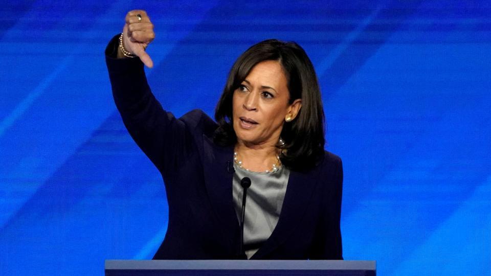 Senator Kamala Harris has dropped out of 2020 US presidential race.
