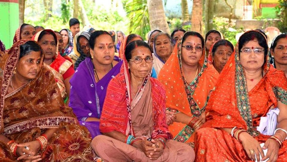 Women SHGs have emerged as vibrant community institutions of the poor