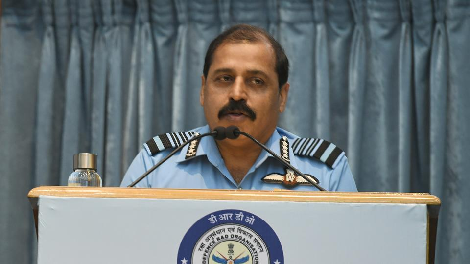 Chief of Air Staff RKS Bhadauria