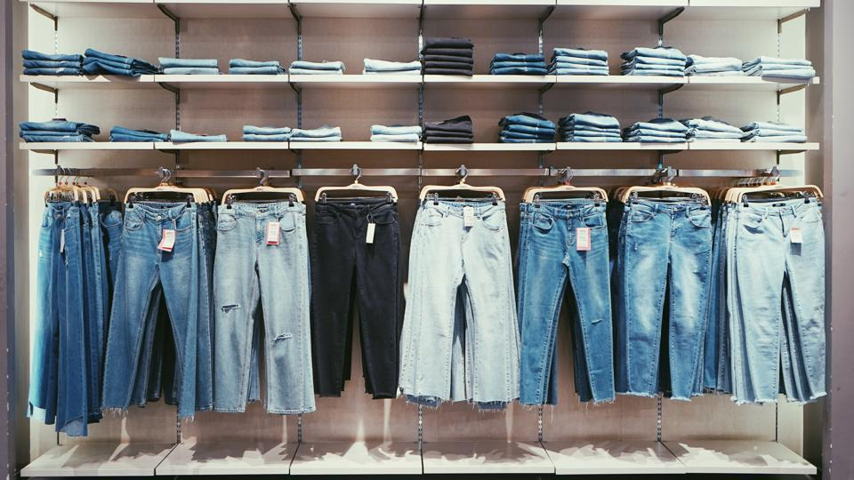 Jeans are a staple in every person's wardrobe. They can be dressed up for a fancy look or be dressed down for a casual, stress-free look.