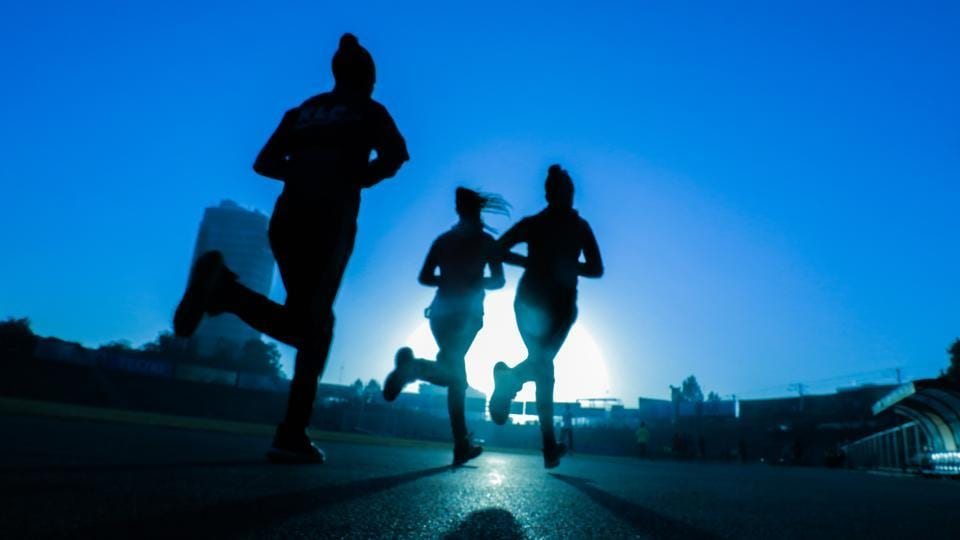 Exercising key to increase oxygen in the brain.