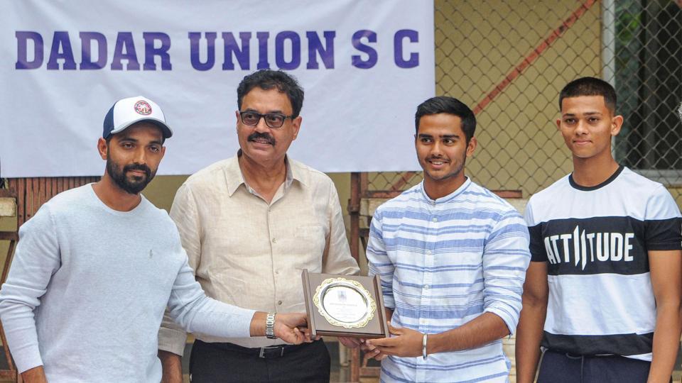 Important to deliver at big events like U-19 WC: Dilip Vengsarkar, Ajinkya  Rahane tell Mumbai youngsters | Cricket - Hindustan Times