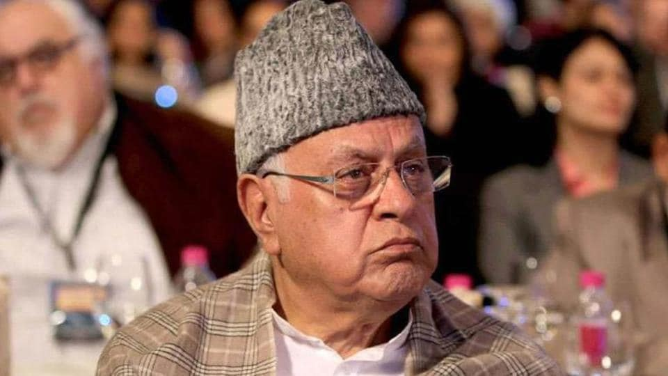 The posted letter allegedly written by Farooq Abdullah is the first such communication from the 82-year-old detained Lok Sabha member from Srinagar after the scrapping of Jammu and Kashmir's special status enshrined in Article 370 and the former state's bifurcation into two union territories.