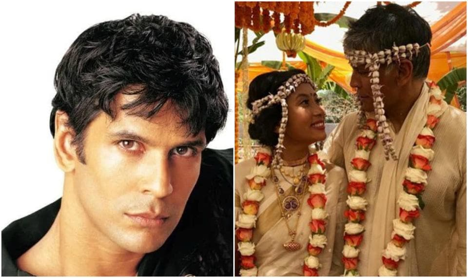 Milind Soman shares throwback photo from 2003, wife Ankita Konwar asks 'Shall we...