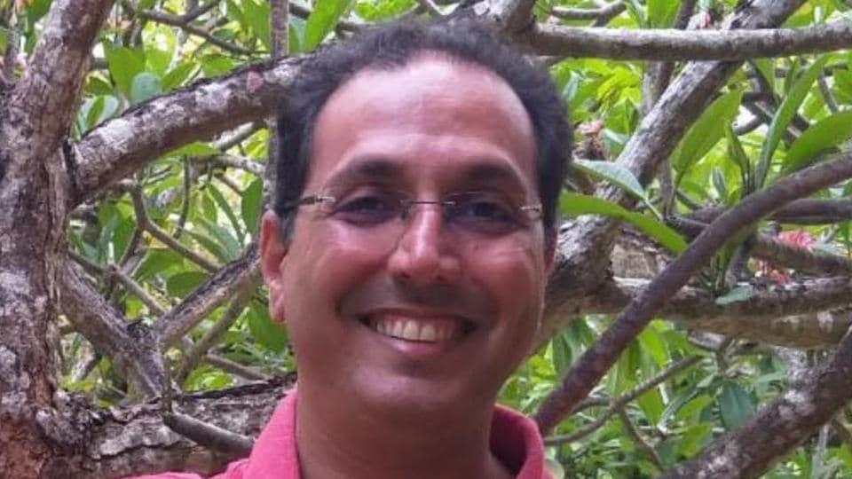 Environmentalist Zoru Bhathena.