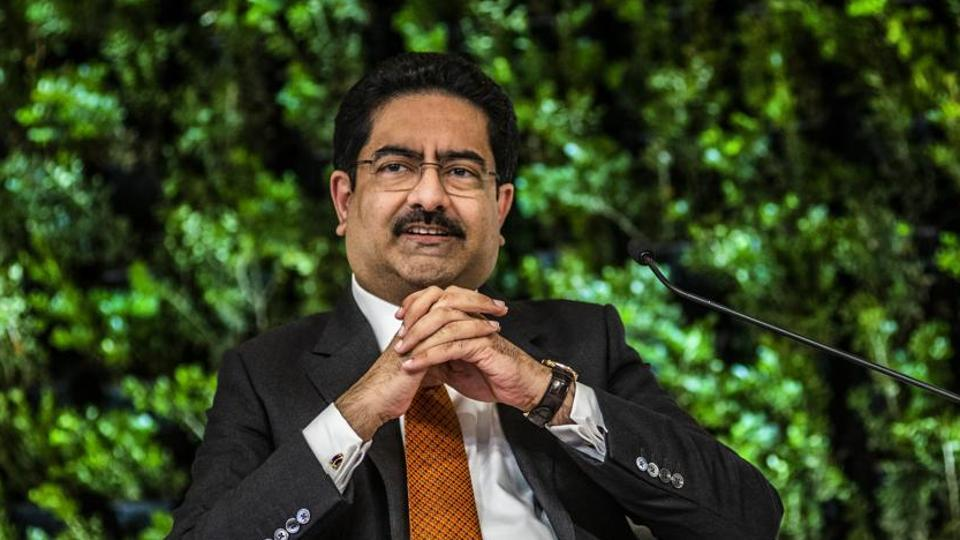 Aditya Birla Group chief Kumar Mangalam Birla said his children today have the option of pursuing their own interests, and as opposed to that, he didn't have a choice.