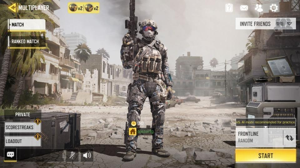 Call of Duty: Mobile was launched globally on October 1.