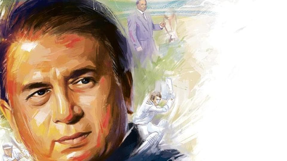 Sunil Gavaskar is a maestro at not just recalling terrific stories, but is also a fantastic mimic.